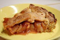 Huvilaelämää ja mökkiruokaa: Amerikkalainen omenapiiras eli Apple Pie