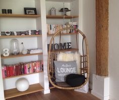 My Sissy-boy home lounge chair Sweet Home, Boys Home, Sissy Boy, Ladder Decor, Lounge, Chair, Interior, Home Decor, Airport Lounge