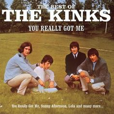 Artist: The Kinks. UK compilation from the British Rock legends featuring 20 of their classic hits for the Pye label. Tired of Waiting for You. World Music, Music Is Life, The Kinks Songs, 60s Hits, Classic Rock Albums, Lambretta, You Really Got Me, Boney M, Bands