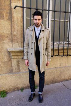 LE LOOK # DANDY ROCK # d'Anthony - Paris (en) Vie | Paris (en) Vie