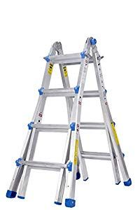 Best Extension Ladders Full Reviews Of Popular Models 2019 Multi Purpose Ladder Ladder Aluminium Ladder