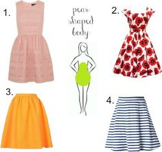 The Best Skirt Style For Your Body Shape :: YummyMummyClub.ca