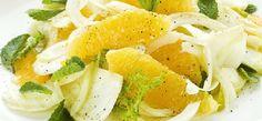 Ricette dal mondo: insalata di finocchi, arancia e datteri di Giorgia Bassani
