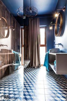 Nadmorski apartament - Łazienka, styl nowoczesny - zdjęcie od SAS Wnętrza i Kuchnie modern | bathroom | luxury | glamour