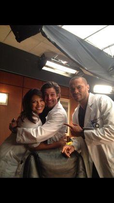 Sara,Patrick, and Jesse