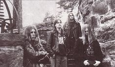 EVOCATION: Swedish Death Metal Band of the Week - http://blog.bazillionpoints.com/2013/01/30/evocation-swedish-death-metal-band-of-the-week/