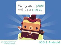 I was just playing alphabear...