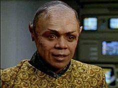 Tuvix! - Star Trek Voyager - kind of freaky looking