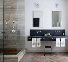 Sinks! By designer Jenny Wolf of Jenny Wolf Interiors
