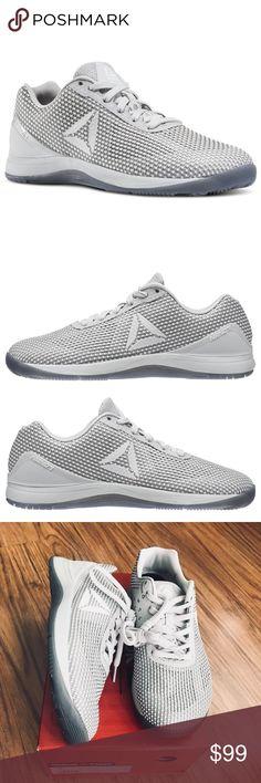 7e2760eb60ba8 Reebok CrossFit Nano 7 Women s Crossfit Nano 7. White   Skull Grey   Black    Asteroid Dust. New Reebok Shoes Sneakers
