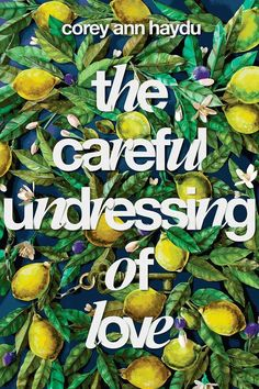 The Careful Undressing of Love - Corey Ann Haydu