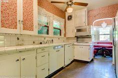 1930s kitchen in Portland