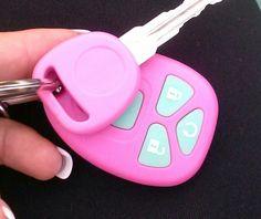 cool I love my new car keys: )                                                       ...  car