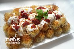 Turkish Recipes, Ethnic Recipes, Recipe Mix, Soup And Salad, Waffles, Breakfast Recipes, French Toast, Deserts, Snacks
