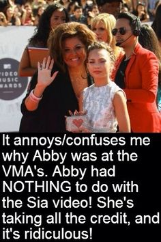 Dance moms confessions she has everything to do with it! Without her, ALDC wouwldnn't have a chance to win the grand prize!