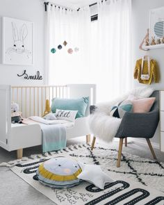 Gorgeous nursery