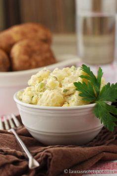 Cook's Illustrated Potato Salad