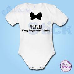 Des nouveaux bodies viennent compléter notre collection de cadeaux de naissance personnalisé.  Voici le 1er modèle :   http://www.salam-stick.com/body-personnalise/242-body-personnalisable-very-important-baby.html