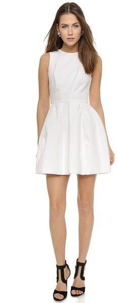 AQ/AQ Status Mini Dress