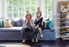 Inside Jason Chauncey's Picture-Perfect Family Home - One Kings Lane