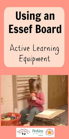 Find out how to use an Essef board using an Active Learning approach with learners with significant multiple disabilities. Learning Spaces, Learning Activities, Pediatric Physical Therapy, Life Skills Classroom, Multiple Disabilities, Developmental Delays, Music Therapy, Teaching Strategies, Special Education