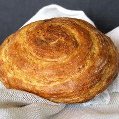 Lovejoy Bakers | Potato Rosemary Garlic Bread | Potato bread studded with red potato, roasted garlic and fresh rosemary