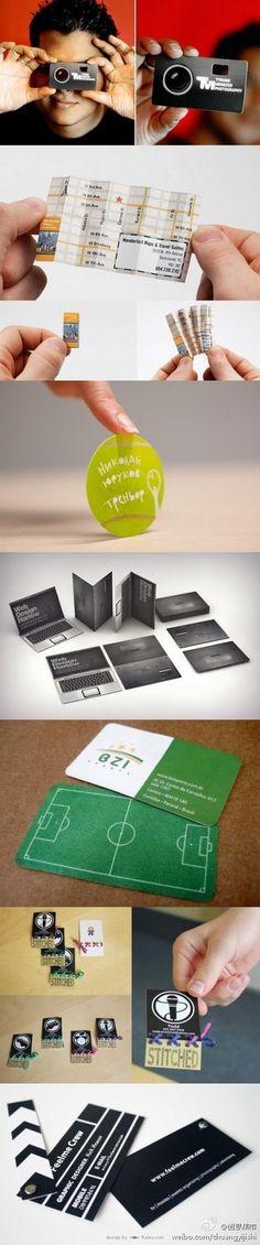 tarjetas de presentación, me encantó!