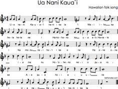 Ua Nani Kaua'i