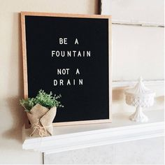 Letterboard inspiration and phrases. Great Quotes, Quotes To Live By, Me Quotes, Funny Quotes, Inspirational Quotes, Motivational, Spirit Quotes, Quirky Quotes, Message Quotes
