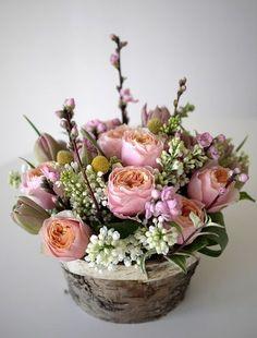 rose, tulipe, lilas, fleurs de pecher, More