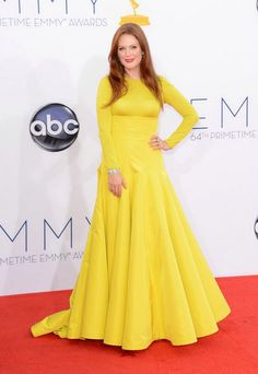 yellow long sleeve gown - Google Search