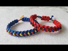 Paracord Projects, Macrame Art, Loom Bands, Paracord Bracelets, Good Old, Friendship Bracelets, Bracelet Watch, Chokers, Youtube