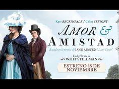 Estrenos de Cine de la Semana… 18 de Noviembre 2016 - Amor y Amistad