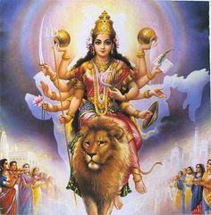 MOTHER PARVATI NAMES: Goddess Shakti has many forms in the Hindu mythology. Parvathi is a manifestation of Shakti, the unknowable but enlivening feminine force in Hindu mythology, the feminine energy. Divine Goddess, Durga Goddess, Durga Maa, Divine Mother, Mother Goddess, Navratri Puja, Religion, Indian Goddess, Shiva Shakti