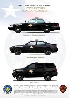 TEXAS DEPARTMENT OF PUBLIC SAFETYSTATE TROOPER, HIGHWAY PATROL