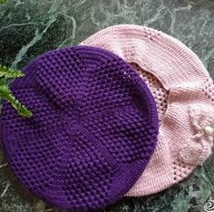 Crochet hat ♥️LCH-MRS♥️ with diagram.
