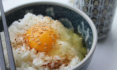 To your typical eggs-and-bacon American, there's not much about tamago gohan…