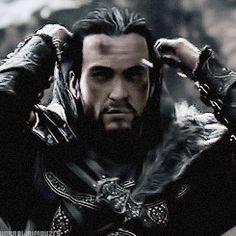Ezio Auditore Da Firenze. This gif says badass everywhere!
