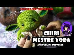 Amigurumi and Craft by Chiharu Suh - YouTube Amigurumi Tutorial, Kawaii, Crochet Videos, Anime Chibi, Free Crochet, Free Pattern, Dinosaur Stuffed Animal, Crafts, Animals