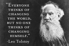 Enjoy the best Leo Tolstoy Quotes at 15 quotes from Leo Tolstoy, famous quotes by Leo Tolstoy. A list of the best Tolstoy quotes. Wise Quotes, Quotable Quotes, Famous Quotes, Great Quotes, Words Quotes, Motivational Quotes, Inspirational Quotes, Socrates Quotes, Unique Quotes