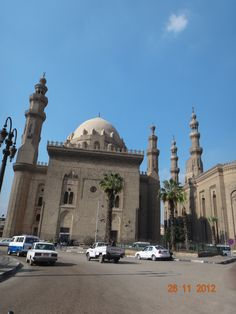 Sultan Hassan Mosque, Cairo, Egypt