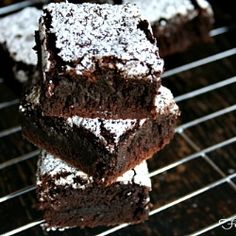 Baileys Irish Cream Brownies by FrenchPress