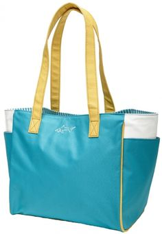 be2f1773eb085 Greg Norman Ladies Golf Tote Bags - Santorini Tennis Accessories