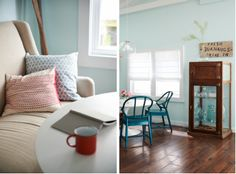 beach cottage style.....Emily Henderson for Country Living