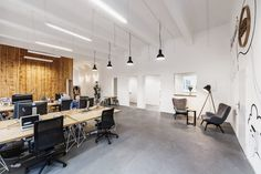 Bubble, an innovative digital agency based in Prague, Czech Republic, recently expanded its office space in Prague 7 district. Some of the amenities include a meeting room made from a ... Read More