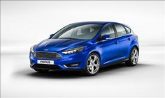 2015 Ford Focus (© Ford Motor Company)