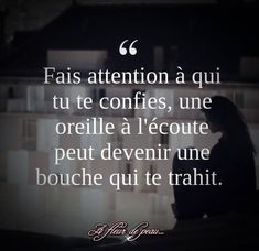 Sad Quotes, Best Quotes, Life Quotes, Inspirational Quotes, The Words, Positive Attitude, Positive Quotes, Quote Citation, French Quotes