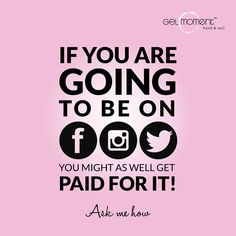 💻📱You can work a business from your phone or computer too! 📱💻 If you love pretty nails, gel polish and want to earn money by talking about nails! Contact me! Nail Art Diy, Easy Nail Art, Diy Nails, Diy Generator, How To Treat Acne, Nail Tutorials, Vegan Friendly, Pretty Nails