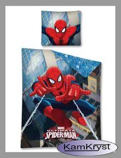 Pościel z bohaterem wielu naszych najmłodszych  SpiderMan