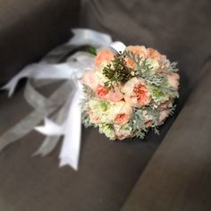 Juliet Rose Bouquet  Parsonage Events